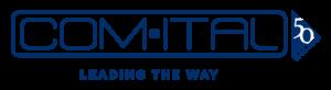 Logo Com-Ital cinquantesimo anniversario